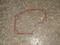 Prokladka vodyanogo nasosa mezhdu prostavkoj i blokom Deutz TD226B 6 12158513